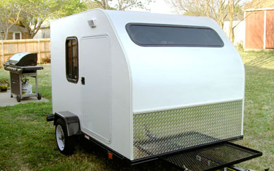 custom camper trailer