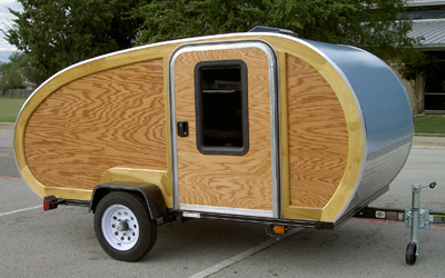 woodie trailer